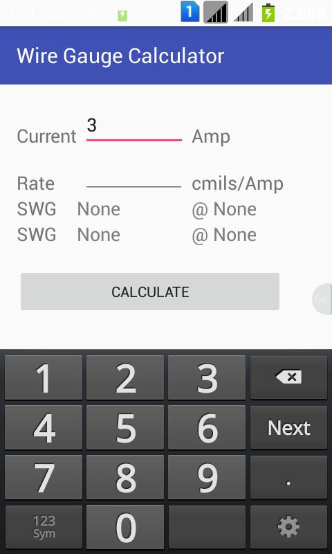 Wire gauge calculator | micro digital.