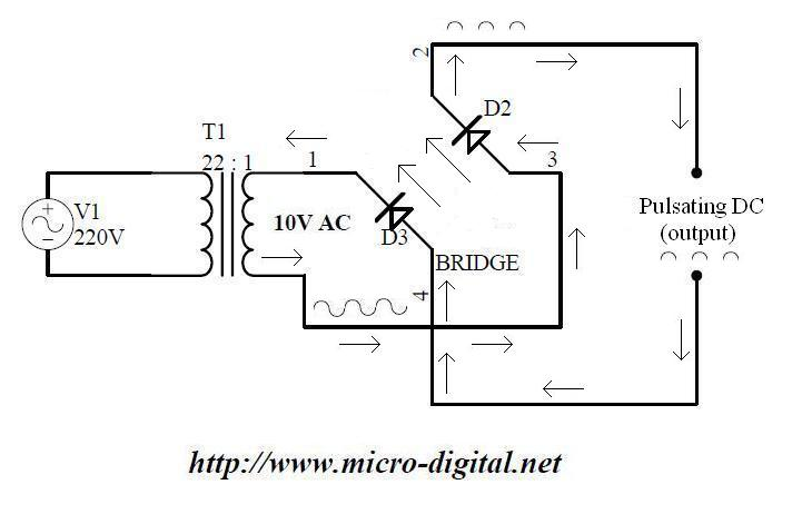 Full Wave Bridge Rectifier Supply 3 bridge rectifier wiring diagram gbpc3506 bridge rectifier ac to dc wiring diagram for bridge humbucker at suagrazia.org